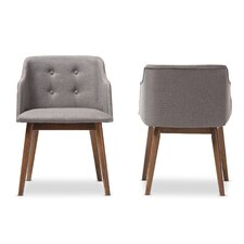 Baxton Studio Gino Side Chair (Set of 2)