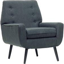 Baxton Studio Levison Modern Arm Chair