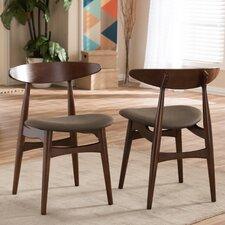 Baxton Studio Flamingo Side Chair (Set of 2)