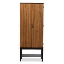 """Marya Baxton Studio 68.75"""" H x 28"""" W x 16.88"""" D Storage Cabinet"""