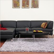 Baxton Studio Left Hand Facing Sectional