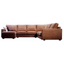 Baxton Studio Marcellus Sectional