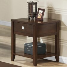 Baxton Studio New Jersey End Table