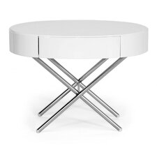 Baxton Studio Coquille Coffee Table