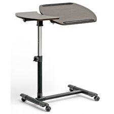 Baxton Studio Olsen Wheeled Laptop Tray Table