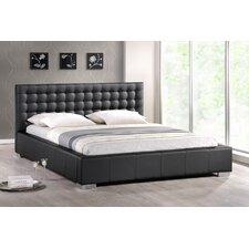 Maddy Upholstered Panel Bed