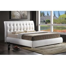 Jeslyn Upholstered Panel Bed