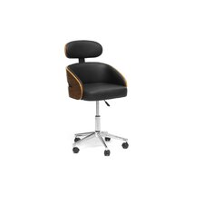 Baxton Studio Kneppe Office Chair