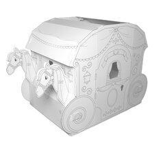 Princess Carriage Playhouse