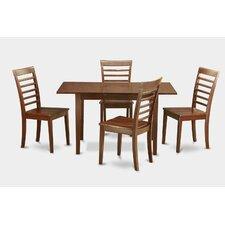 Norfolk 5 Piece Dining Set