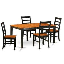 Nicoli 5 Piece Dining Set
