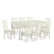 Dover 9 Piece Dining Set