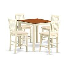 Vernon 5 Piece Counter Height Pub Table Set