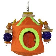 Tinker Tent Hanging Birdhouse