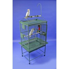 Large Play Top Bird Cage