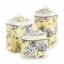 Adelaide 3 Piece Canister Set