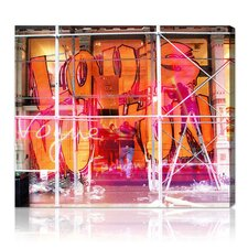 Burst Creative Louis Graphic Art on Wrapped Canvas