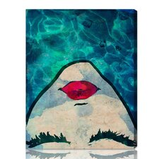 Watercoveted Graphic Art on Canvas