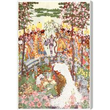 Andersen Fairy Tales III by Olivia's Easel Canvas Art