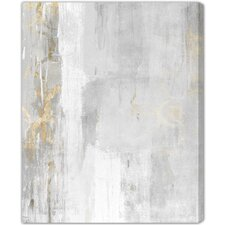 """Abstract Elegance"" by Artana Painting Print on Wrapped Canvas"