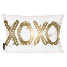 Home Warrior XOXO Throw Pillow