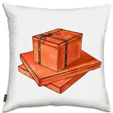 Holiday 'All I Want Is' Throw Pillow