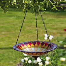 Tiffany Hanging Bird Bath