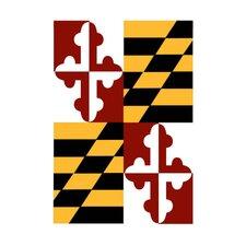 Maryland State Garden Flag