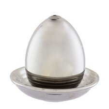 Ceramic Sphere Fountain