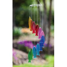 Funky Fish Wind Chime