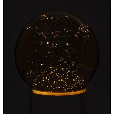 Mercury Glass Light Up Accent Ball