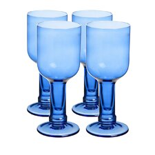 By The Bottle Wine Glasses (Set of 4)