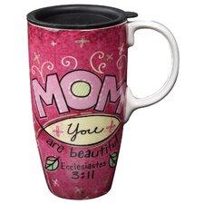 Mom 17 Oz. Latte Mug