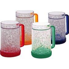 Freezer Beer Glass (Set of 4)