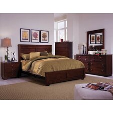 Diego Panel Customizable Bedroom Set