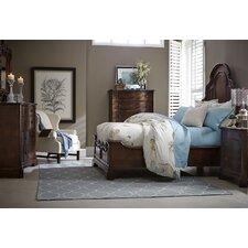Podington Panel Customizable Bedroom Set