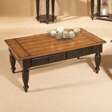 Country Vista Coffee Table with Lift Top
