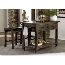 Crossroads Kitchen Island