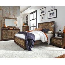 Bali Panel Customizable Bedroom Set