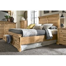 Chestnut Hill Panel with Storage Customizable Bedroom Set