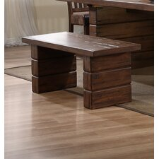 Maverick Wood Kitchen Bench