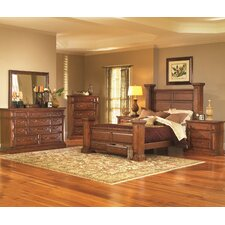 Torreon Panel Customizable Bedroom Set