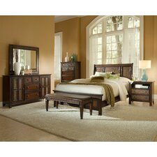 Kingston Isle Panel Customizable Bedroom Set