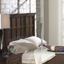 Casual Traditions Wood Headboard