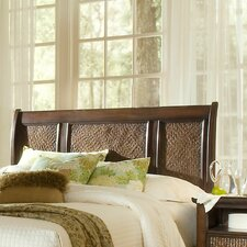 Kingston Isle Wood Headboard