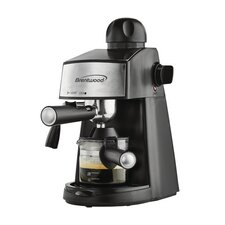 Espresso and Cappuccino Maker