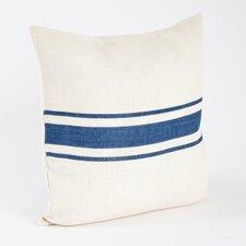 Les Baux de Provence Striped Design Throw Pillow