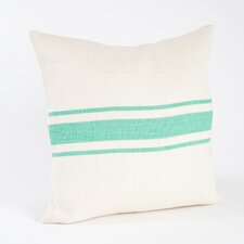 Les Baux de Provence Striped Design Throw Pillow