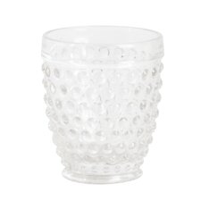 Hobnail Tumbler Water Glass (Set of 6)