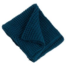 Knitted Design Throw Blanket